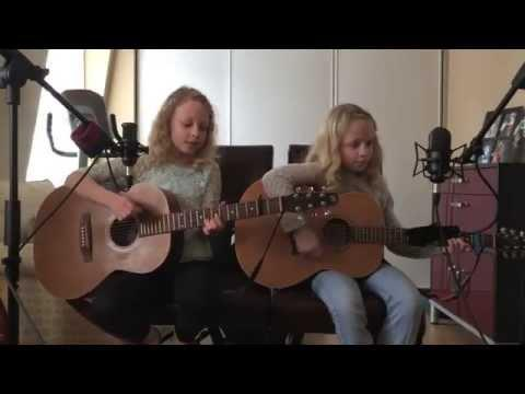 10 Yr Old Twin Sisters Awesome Cover Of I'm Yours