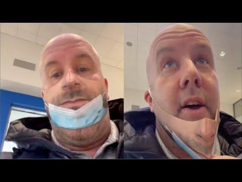 Man Pranks People With Realistic Face Mask Video. Your Daily Dose Of Internet.