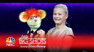 Little Big Shots - Darci Lynne Is Back! (Sneak Peek)