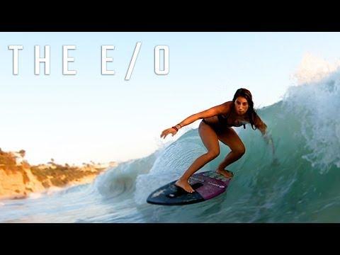 Skimboarding | Amber Torrealba | The E/O