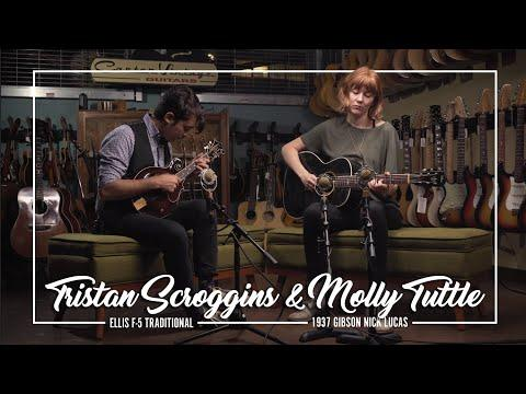 Tristan Scroggins & Molly Tuttle // Bas-Pelles Eriks Brudpolska