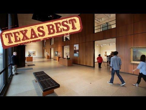 Texas Best - Art Museum (Texas Country Reporter)