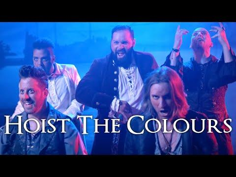 Hoist the Colours Acapella VoicePlay ft Jose Rosario Jr #Video