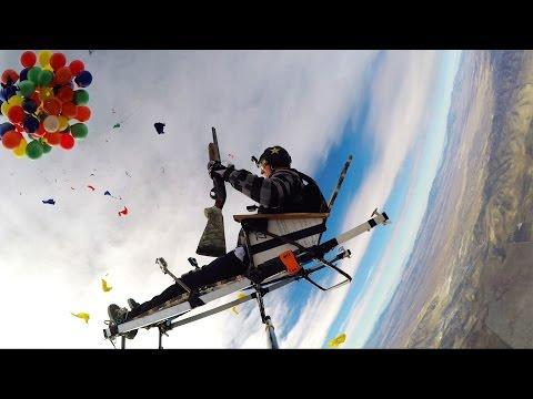 Insane Shotgun Balloon Drop