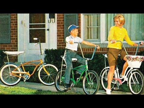 Sting-Ray by Schwinn, the bike that changed cycling - Life in America #video