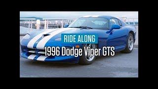 1996 Dodge Viper GTS | Ride Along