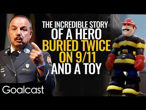 Joe Torrillo - The 9/11 Firefighter Who Never Gave Up | Inspirational Speech Video | Goalcast