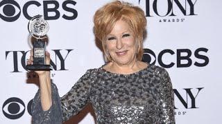 On Broadway: Bette Midler