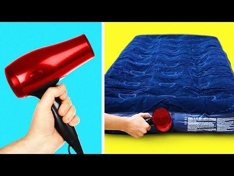 32 LIFE-SAVING HACKS FOR ANY OCCASION