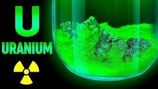 URANIUM, THE MOST DANGEROUS METAL ON EARTH