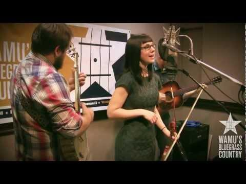 April Verch Band - Broken [Live At WAMU's Bluegrass Country]