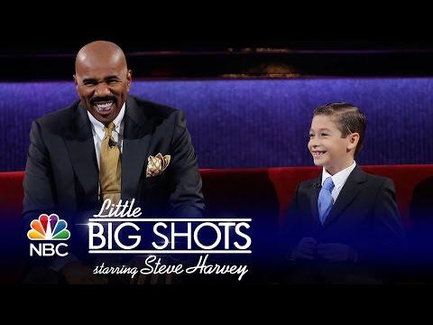 Little Big Shots - Wise Beyond His Years (Episode Highlight)