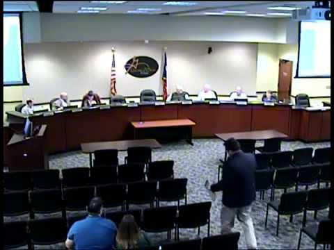 Councilman Forgets To Turn His Mic Off
