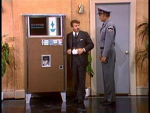 Mrs. Wiggins: The Vending Machine From The Carol Burnett Show (full Sketch)