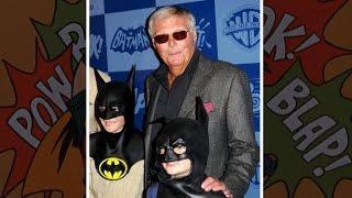 "Passage: ""Batman"" star Adam West"