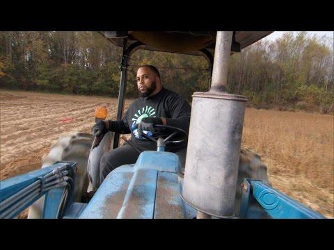 Ex-NFL Star Finds New Passion In Farming