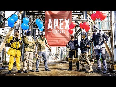 Airsoft Battle Royale 2 | Dude Perfect