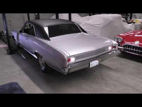 1966 Chevrolet Chevelle SS396 360HP 4-Speed Posi-Trac Video