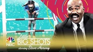 Little Big Shots - You've Never Seen Horse Jumping Like This (Sneak Peek)