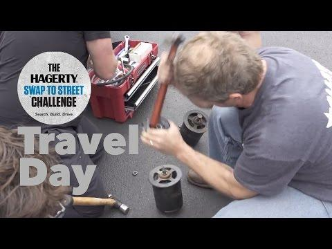 Hagerty Swap To Street | 2016 - Travel Day