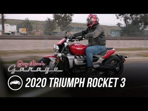 2020 Triumph Rocket 3 - Jay Leno's Garage