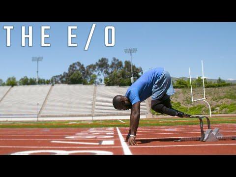 Blake Leeper | Adaptive Sprinter | The E/O