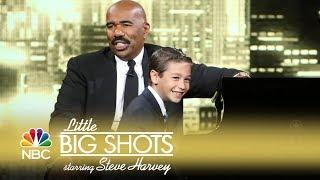 Little Big Shots - Steve and Brandon Jam (Episode Highlight)