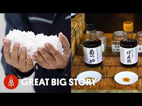 Soy Sauce, Pickle Pie and Other Salty Stories