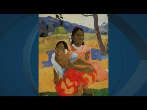 1892 Paul Gauguin Painting Sells For Almost $300 Million