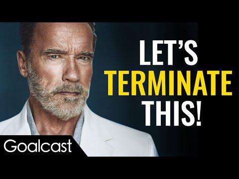 A Terminator, A Tiny Pony and a Dog Named Cherry Are Stuck in Quarantine... | Goalcast Speech