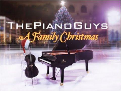 ( Audio Only ) The Piano Guys A Family Christmas - 47 Min.
