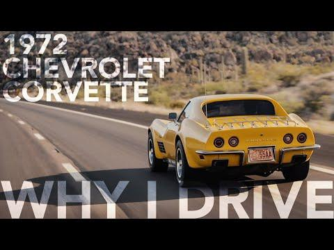 Brothers bond over co-owned 1972 Chevy C3 Corvette  | Why I Drive #20