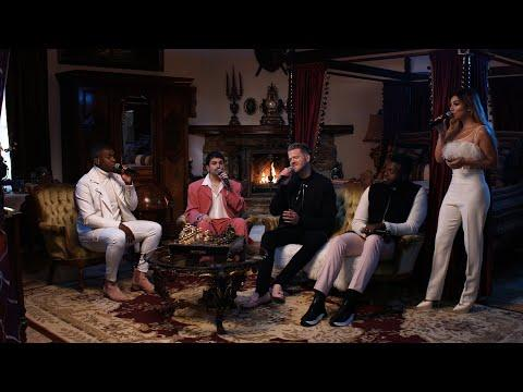 PENTATONIX - COFFEE IN BED (LIVE ON THE LATE LATE SHOW VIDEO)