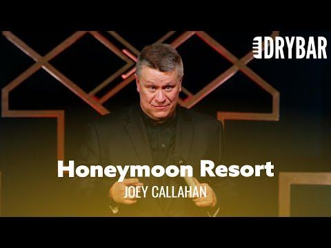 Never Go To A Honeymoon Resort By Yourself. Joey Callahan #Video