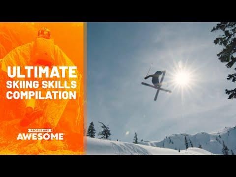 Skiing & Shredding the Slopes Video | Ultimate Compilation