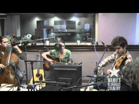 Sarah Jarosz - Come Around [Live At WAMU's Bluegrass Country]