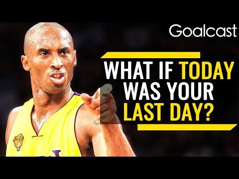 The Secret To Achieving Greatness | Kobe Bryant | Goalcast