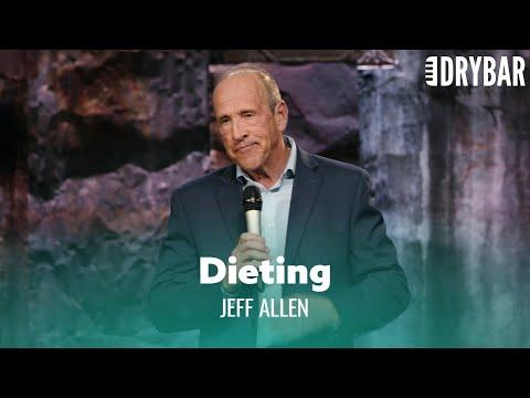 When Your Wife Goes On A Diet. Comedian Jeff Allen
