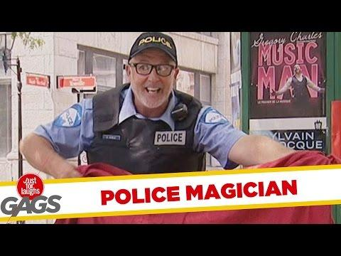 Police Magician