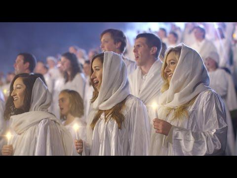 Angels We Have Heard On High - Guinness World Record - ThePianoGuys Christmas