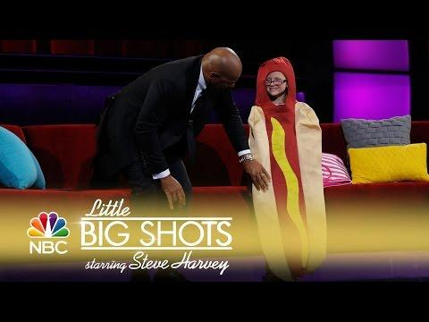 Little Big Shots - Gotta Love This Hot Dog Girl (Episode Highlight)