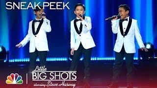 """Little Big Shots - TNT Boys Sing Beyonce's """"Listen"""" (Sneak Peek)"""