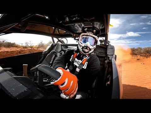 Ken Block Utah Off-Road