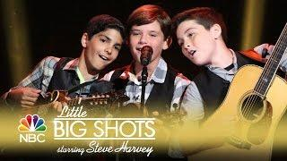 Little Big Shots - The Salty Dogs (Episode Highlight)