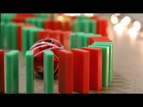 A Merry Domino Christmas!