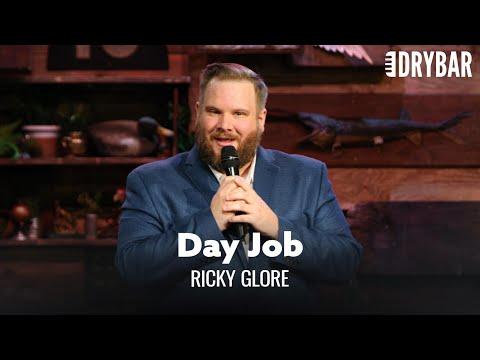 If Rockstars Had Day Jobs. Ricky Glore