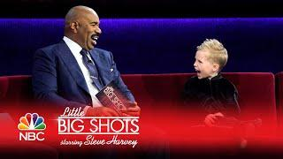 Little Big Shots - He's Six, Scottish and Sassy (Episode Highlight)