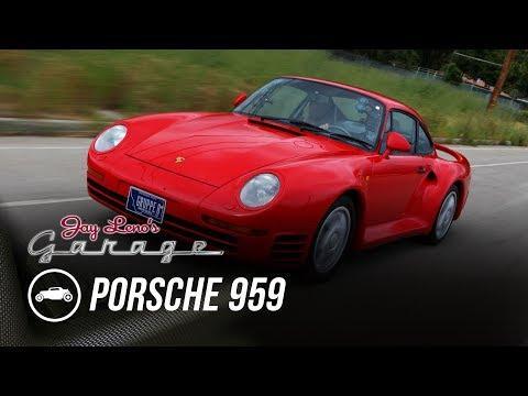 1988 Porsche 959 - Jay Leno's Garage