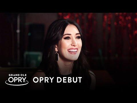 Aubrie Sellers | My Opry Debut | Opry