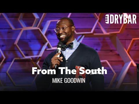 Made Up Words From The South Video. Comedian Mike Goodwin